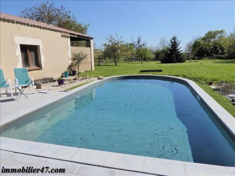 Vente maison / villa Prayssas 238000€ - Photo 5