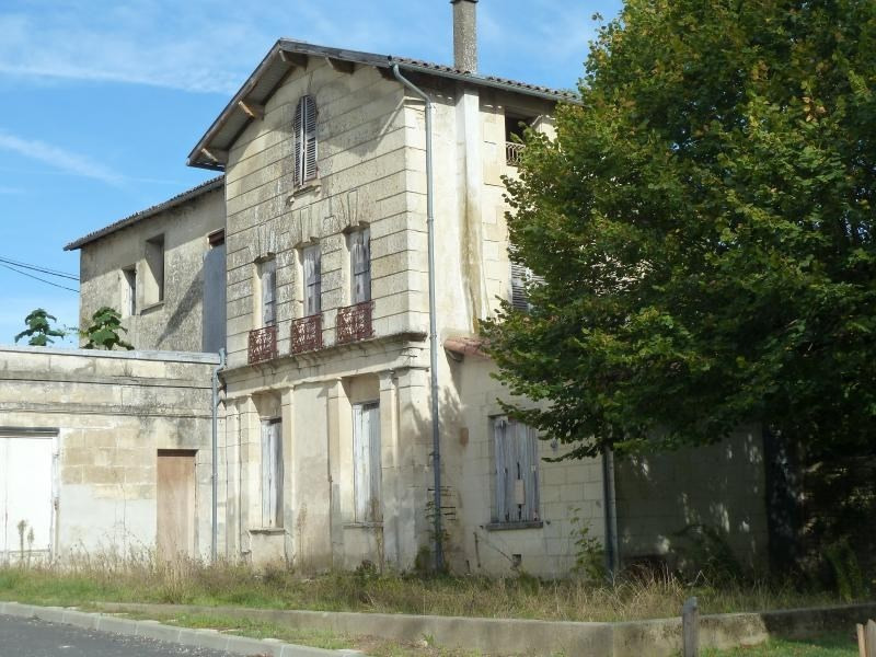 Investment property house / villa Niort 106000€ - Picture 1