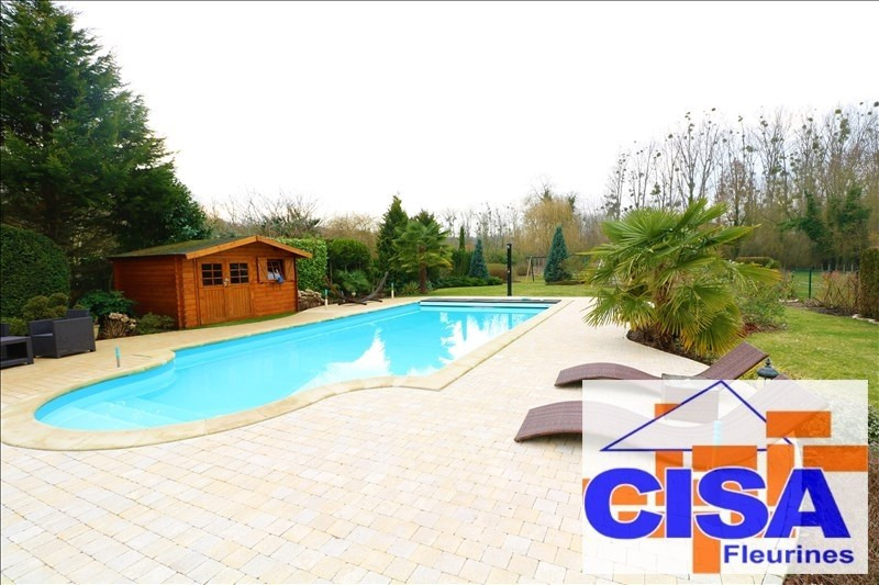 Vente de prestige maison / villa Roissy en france 569 000€ - Photo 1