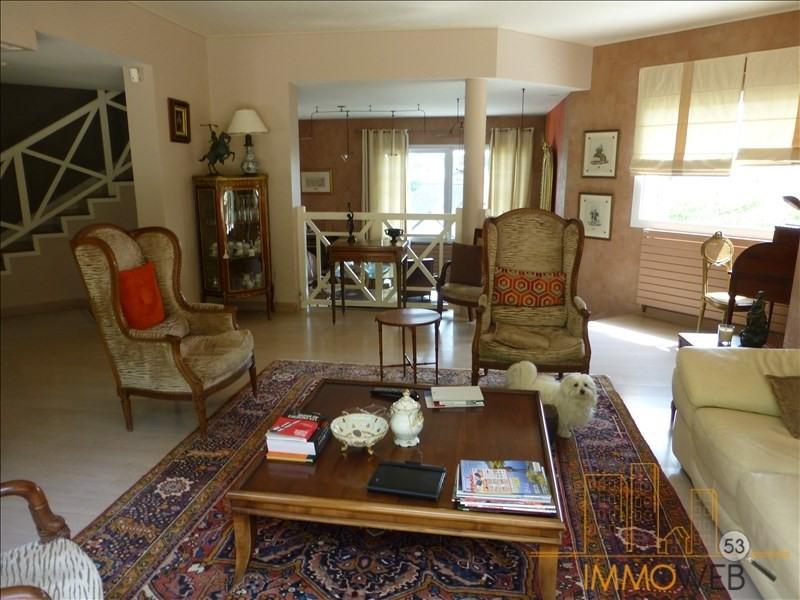 Vente maison / villa Laval 348400€ - Photo 2