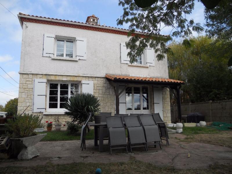 Vente maison / villa Saint sulpice de royan 379440€ - Photo 1