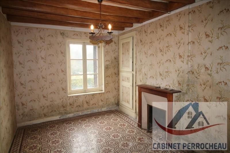 Vente maison / villa Savigny sur braye 34000€ - Photo 5
