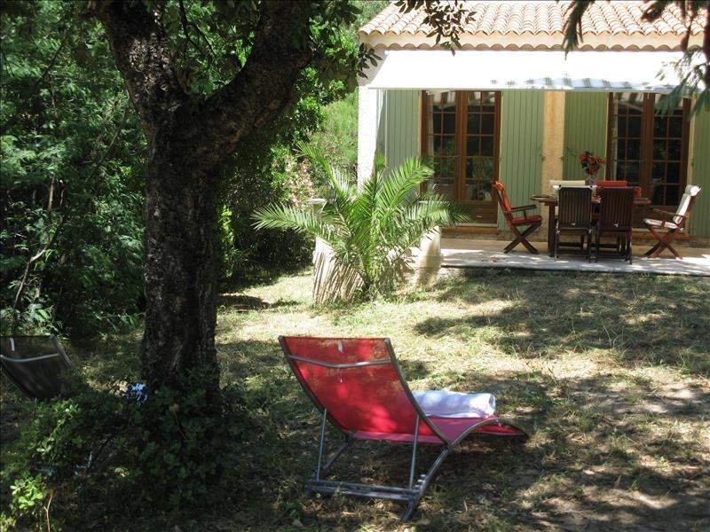 Sale house / villa Les issambres 462000€ - Picture 3