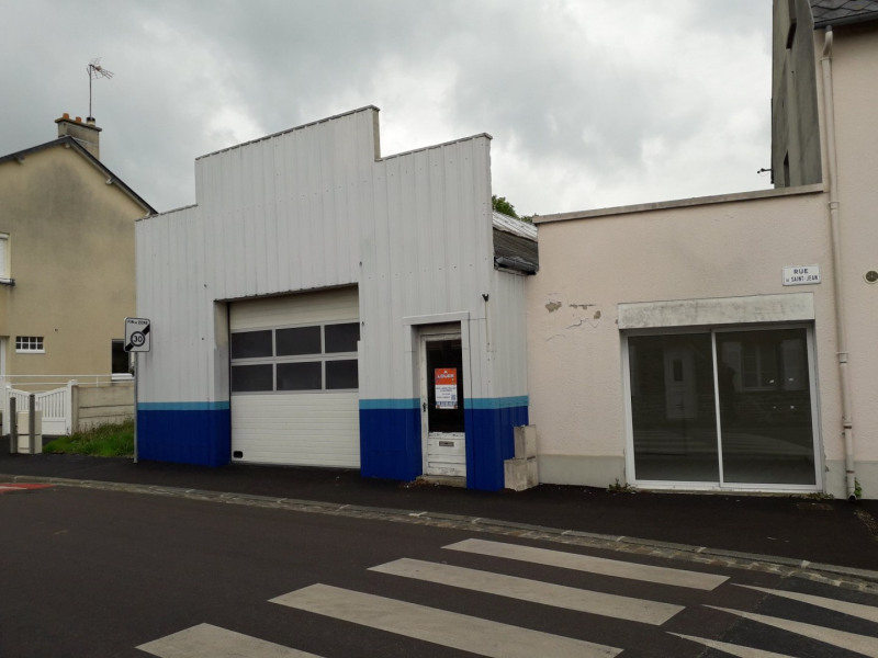 Location local commercial Conde sur vire 700€ CC - Photo 1