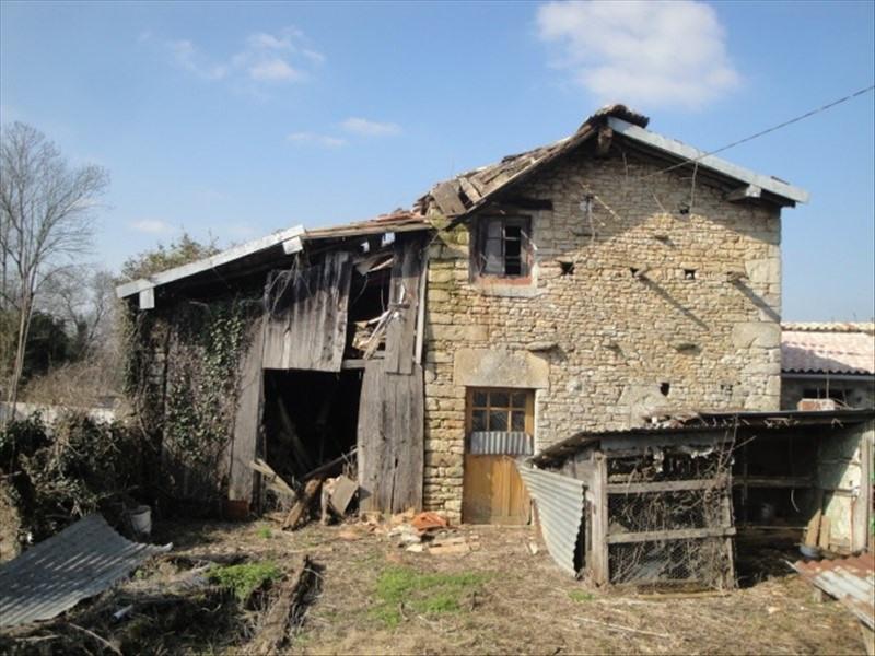 Vente maison / villa Cherveux 33200€ - Photo 5