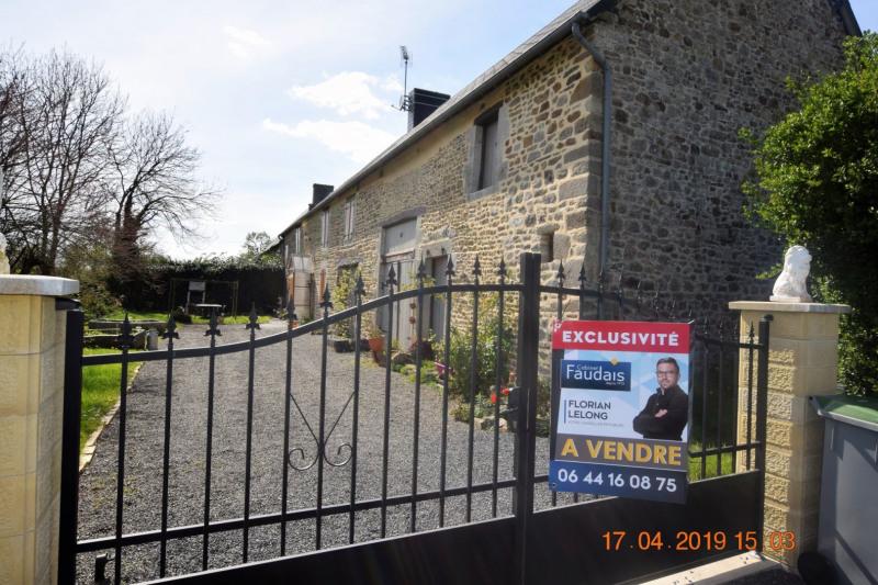 Maison à vendre - 5 pièces - Saint-Denis-le-Gast