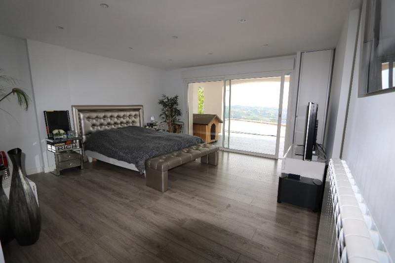 Vente de prestige maison / villa Gattieres 830000€ - Photo 11