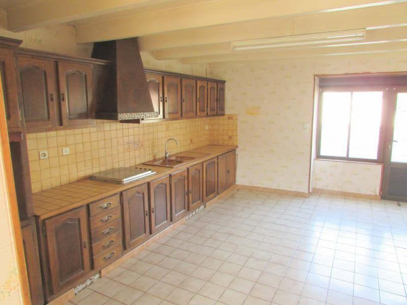 Sale house / villa Aigre 84000€ - Picture 4
