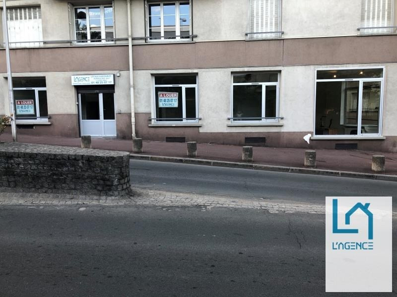 Location local commercial Paris 15ème 3 520€ HT/HC - Photo 8