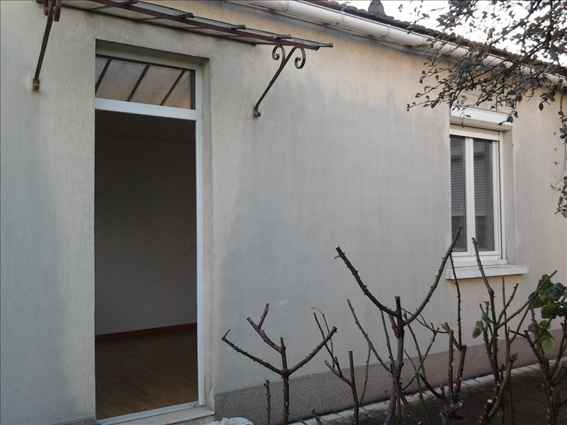 Rental apartment Savigny sur orge 526€ CC - Picture 1