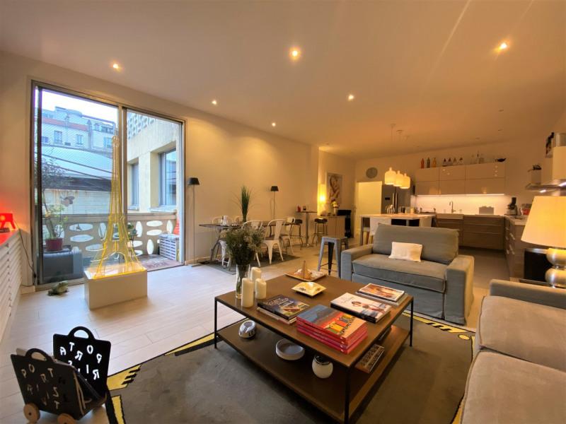 Revenda apartamento Asnières-sur-seine 884000€ - Fotografia 1