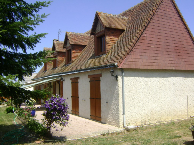 Sale house / villa Neuville sur brenne 176000€ - Picture 1
