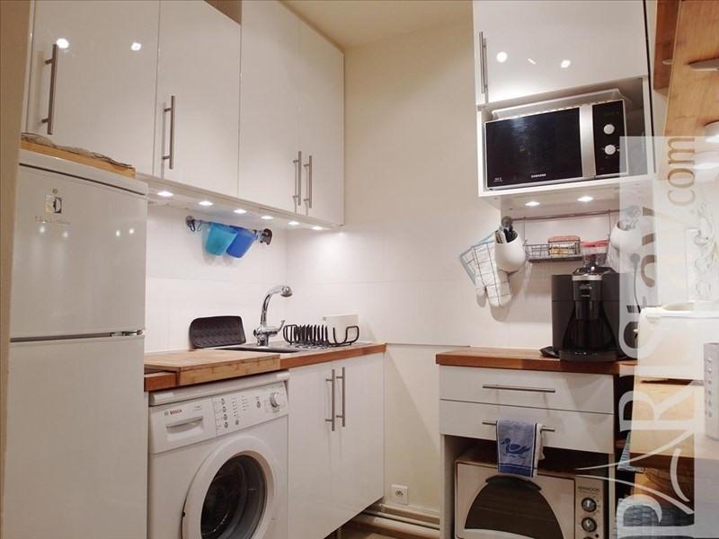Vente de prestige appartement Paris 17ème 672000€ - Photo 5