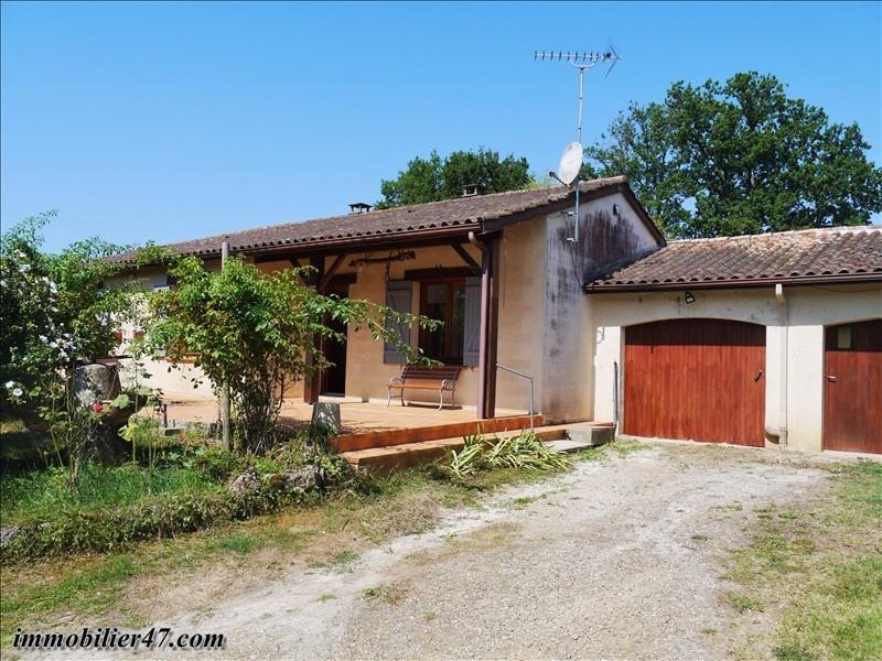 Location maison / villa Lusignan petit 660€ CC - Photo 2