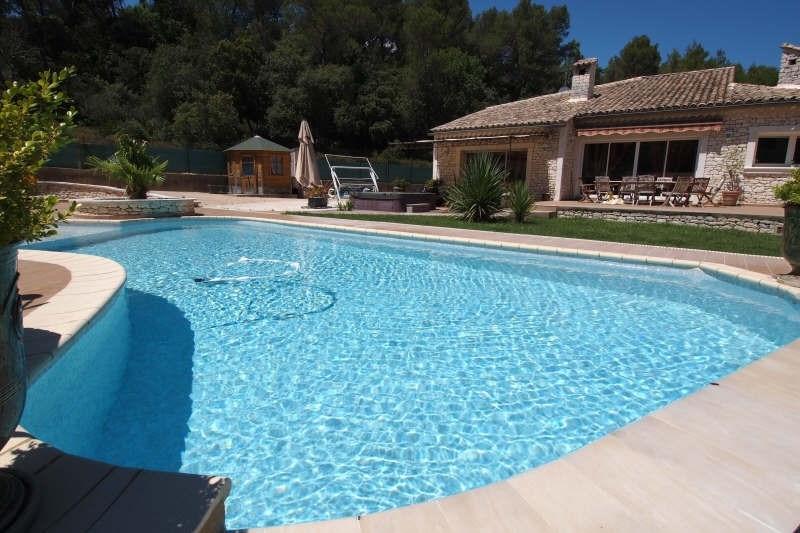 Immobile residenziali di prestigio casa Goudargues 795000€ - Fotografia 9