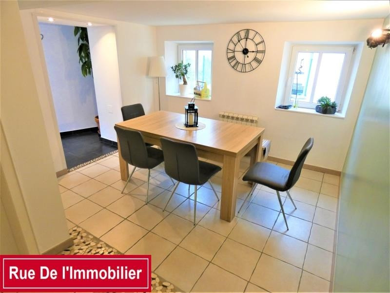 Vente maison / villa Steinbourg 222585€ - Photo 5