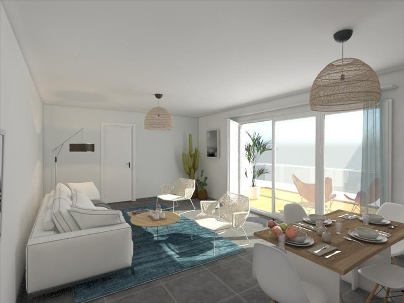 Vente appartement Toulouse 362000€ - Photo 2