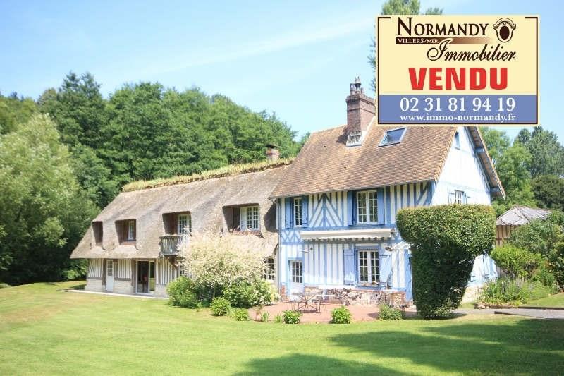 Deluxe sale house / villa Glanville 890000€ - Picture 1