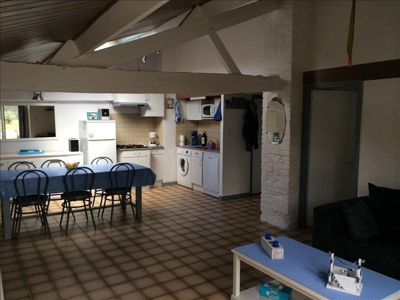 Sale house / villa Poiroux 125000€ - Picture 2