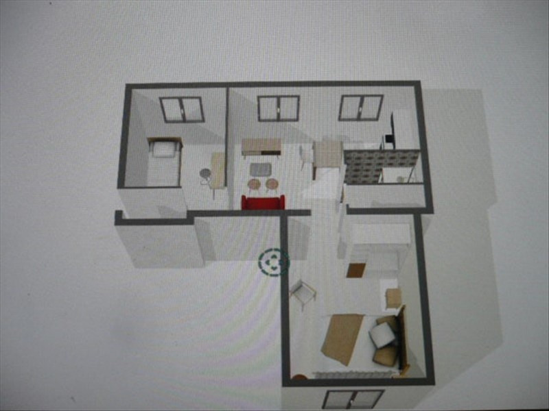 Vente appartement Nantes 141480€ - Photo 4