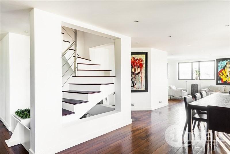 Deluxe sale apartment Levallois perret 1800000€ - Picture 2