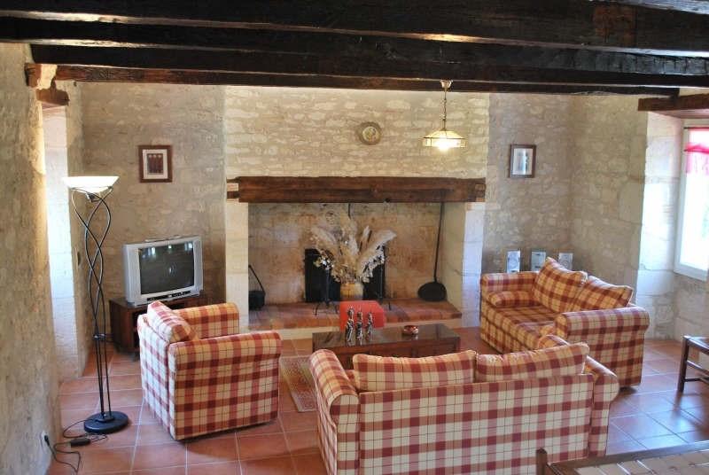 Sale house / villa Beauville 399000€ - Picture 1