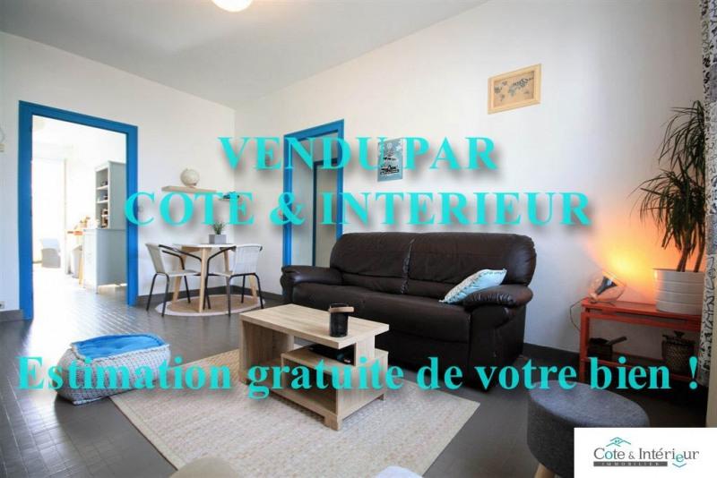 Sale apartment Les sables d olonne 140000€ - Picture 1