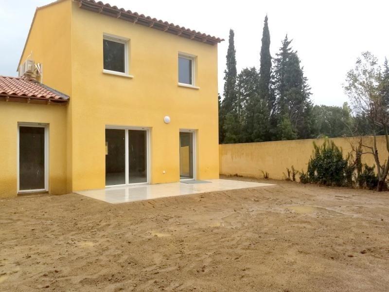 Sale house / villa Vedene 299000€ - Picture 1