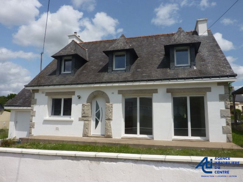 Vente maison / villa Naizin 129000€ - Photo 1