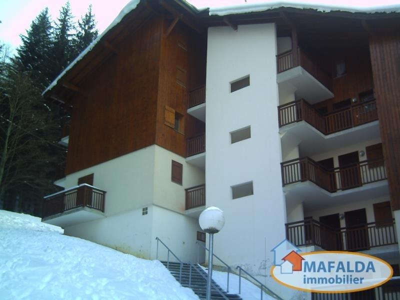 Rental apartment Mont saxonnex 370€ CC - Picture 3