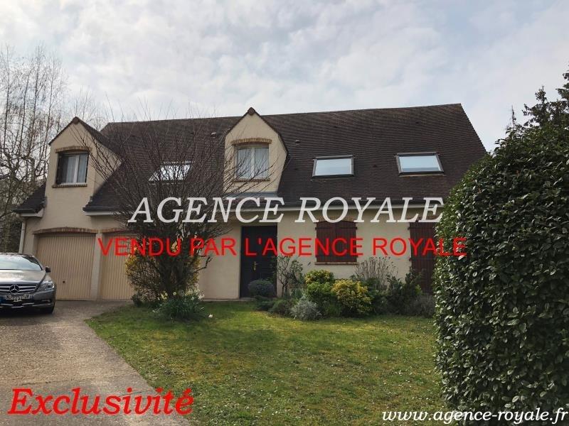 Sale house / villa Chambourcy 800000€ - Picture 1