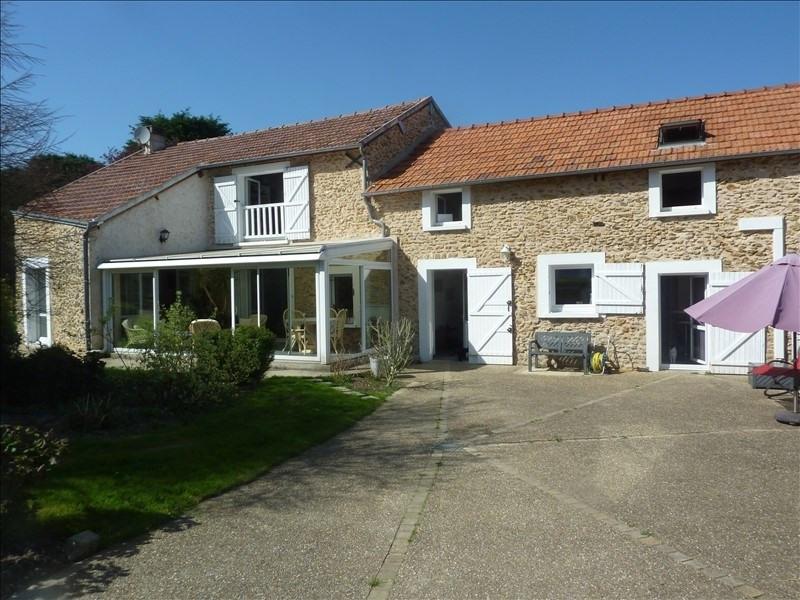 Deluxe sale house / villa Montfort l amaury 1585000€ - Picture 2