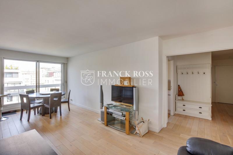 Rental apartment Courbevoie 2300€ CC - Picture 2