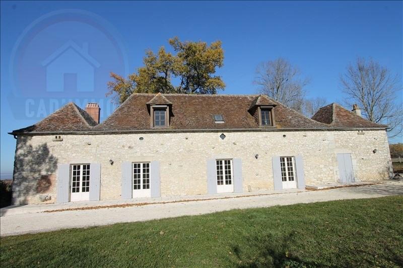 Vente maison / villa Gageac et rouillac 485000€ - Photo 1