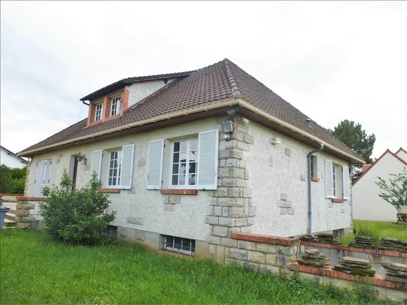 Sale house / villa Darvoy 284000€ - Picture 2