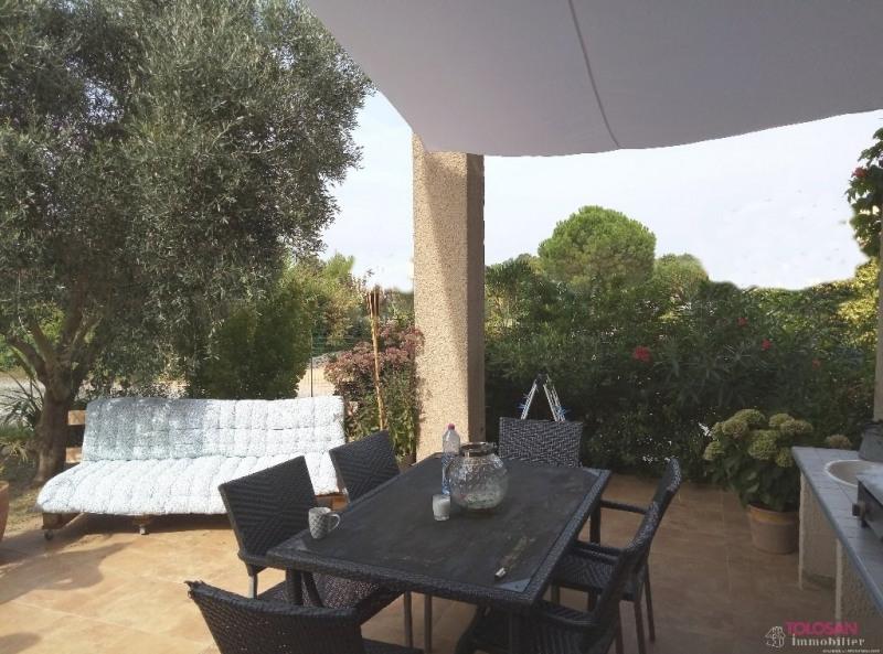 Sale house / villa Baziege 441000€ - Picture 3