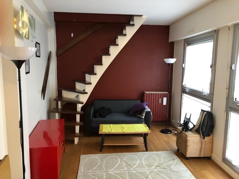 Rental apartment Paris 10ème 1410€ CC - Picture 1