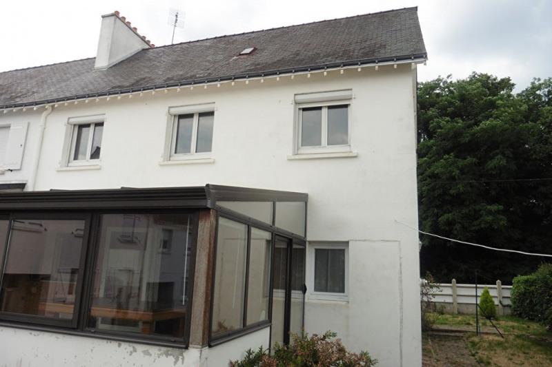 Sale house / villa Pont l abbe 117700€ - Picture 1