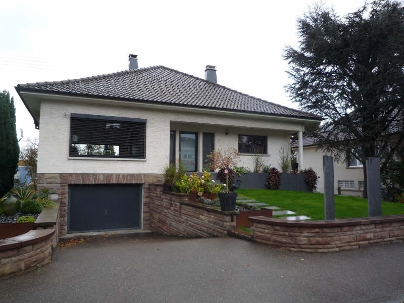 Vente maison / villa Brunstatt 549 500€ - Photo 1