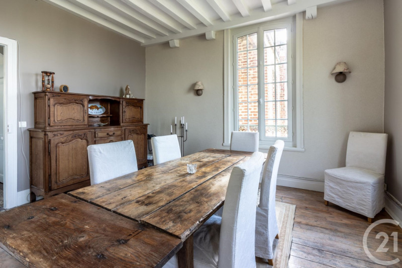 Revenda residencial de prestígio casa Villerville 735000€ - Fotografia 11
