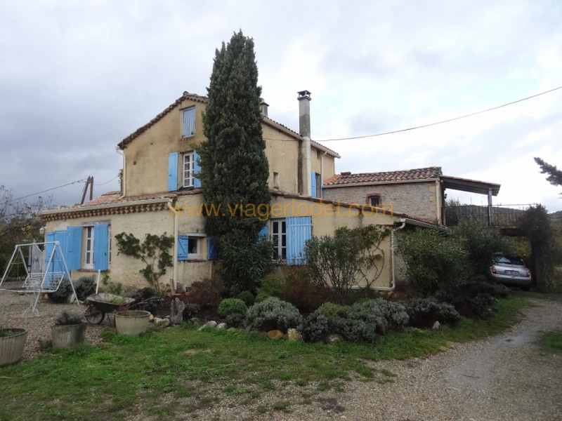 Vitalicio  casa Saint-ambroix 240000€ - Fotografía 2