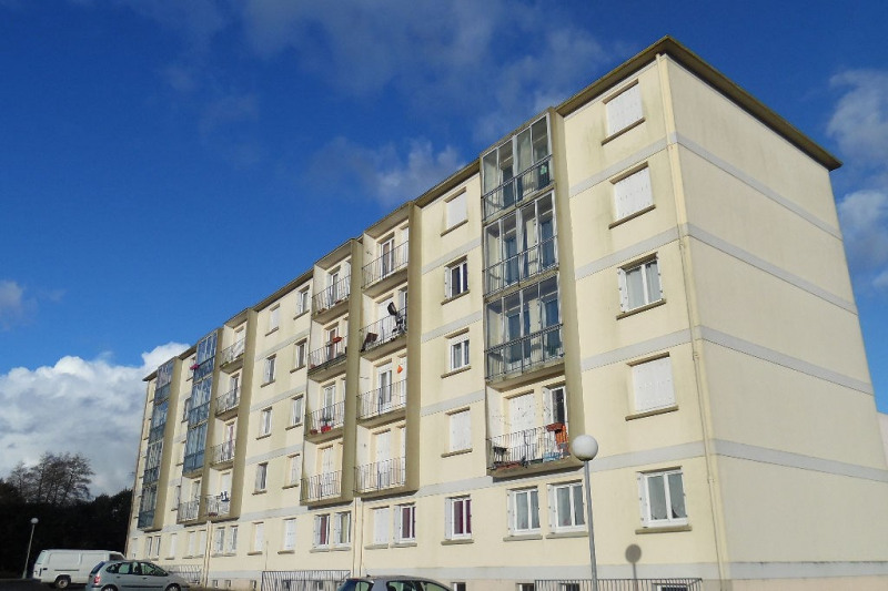 Vente appartement Brest 70 200€ - Photo 1