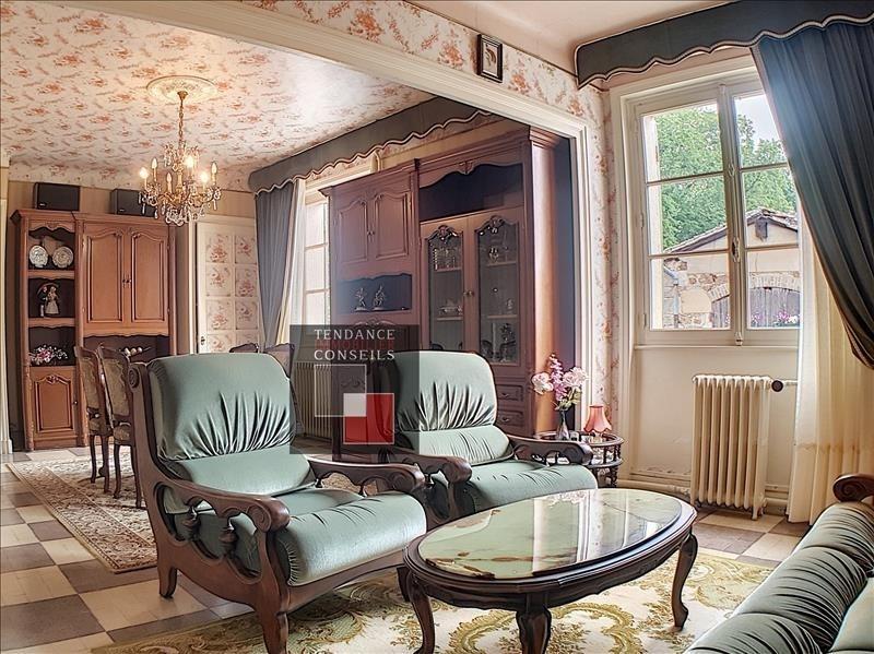 Vente maison / villa Villé morgon 526000€ - Photo 1