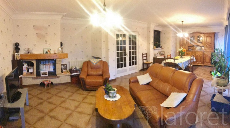 Sale house / villa Sardieu 242000€ - Picture 3