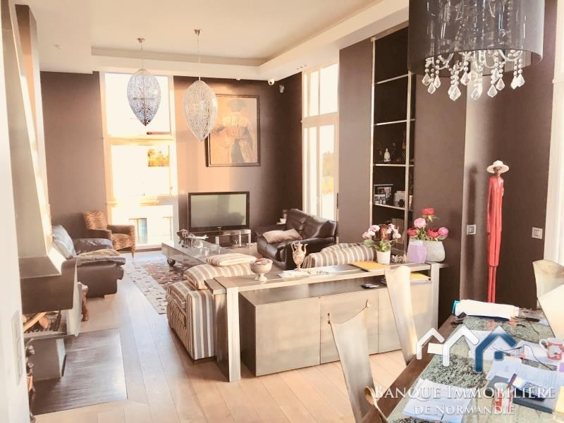 Deluxe sale apartment Caen 619 000€ - Picture 1