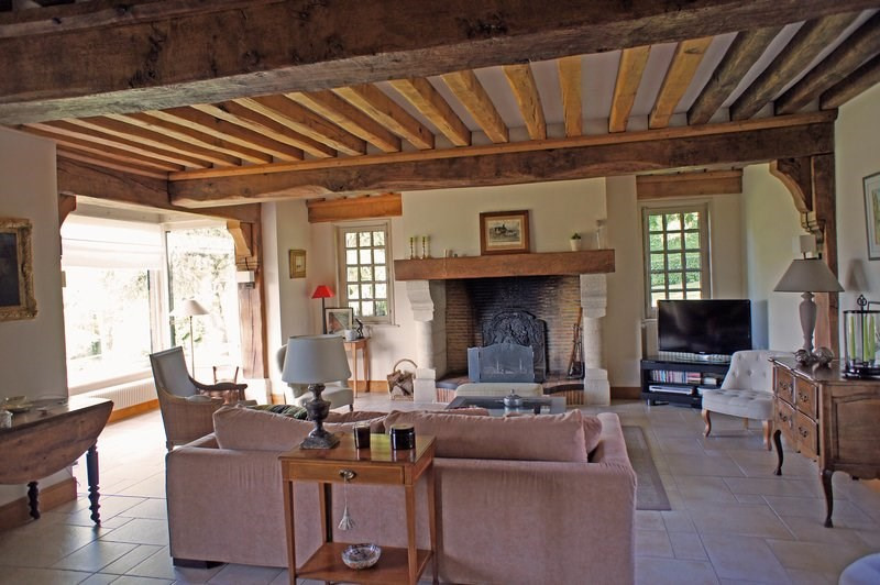 Vente de prestige maison / villa Le breuil en auge 585000€ - Photo 3