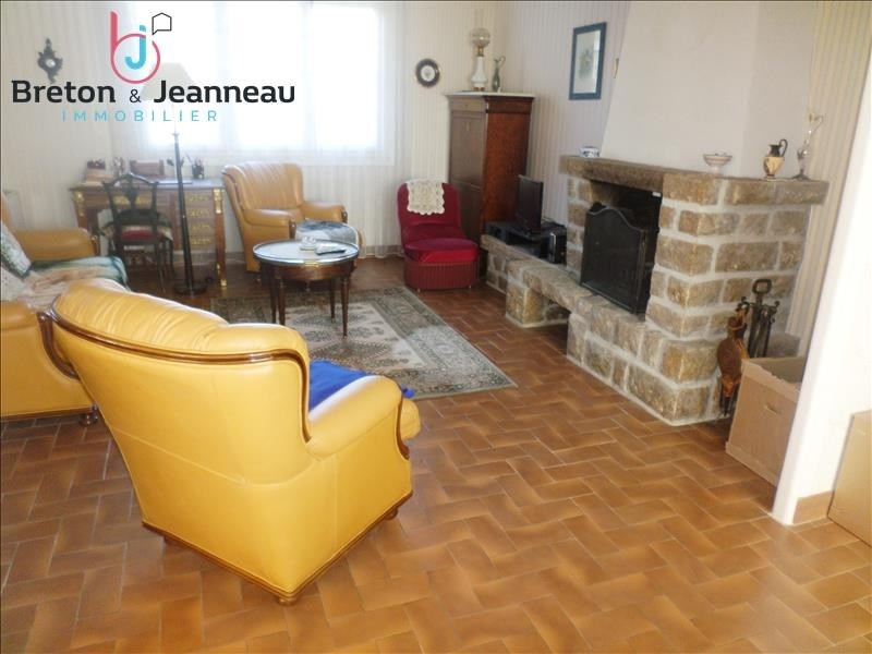 Vente maison / villa St berthevin 228800€ - Photo 11