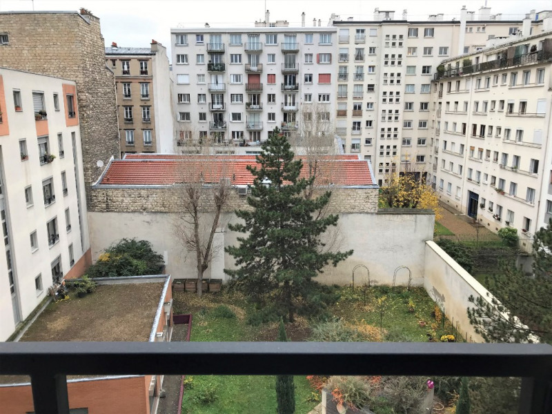 Vente appartement Paris 20ème 620 000€ - Photo 1