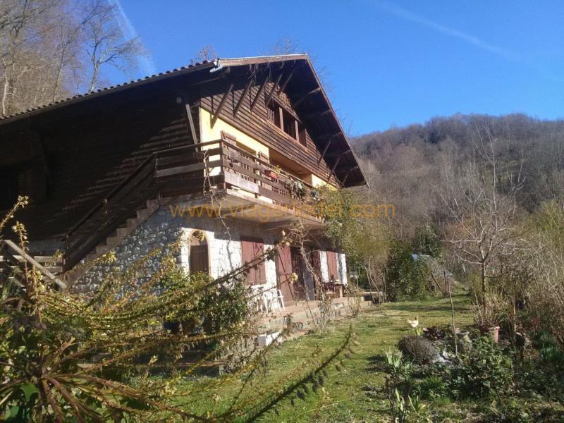 Verkauf auf rentenbasis haus Mont de galie 240000€ - Fotografie 2