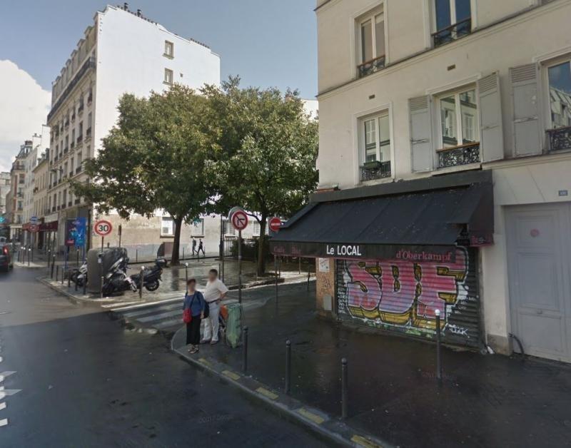 Rental empty room/storage Paris 11ème 2000€ HT/HC - Picture 1